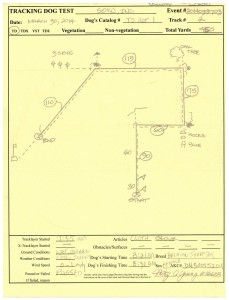 TD Track Map